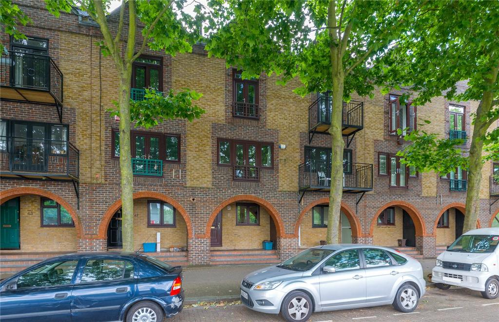 4 Bedrooms Town House for sale in Greenland Quay, London, SE16