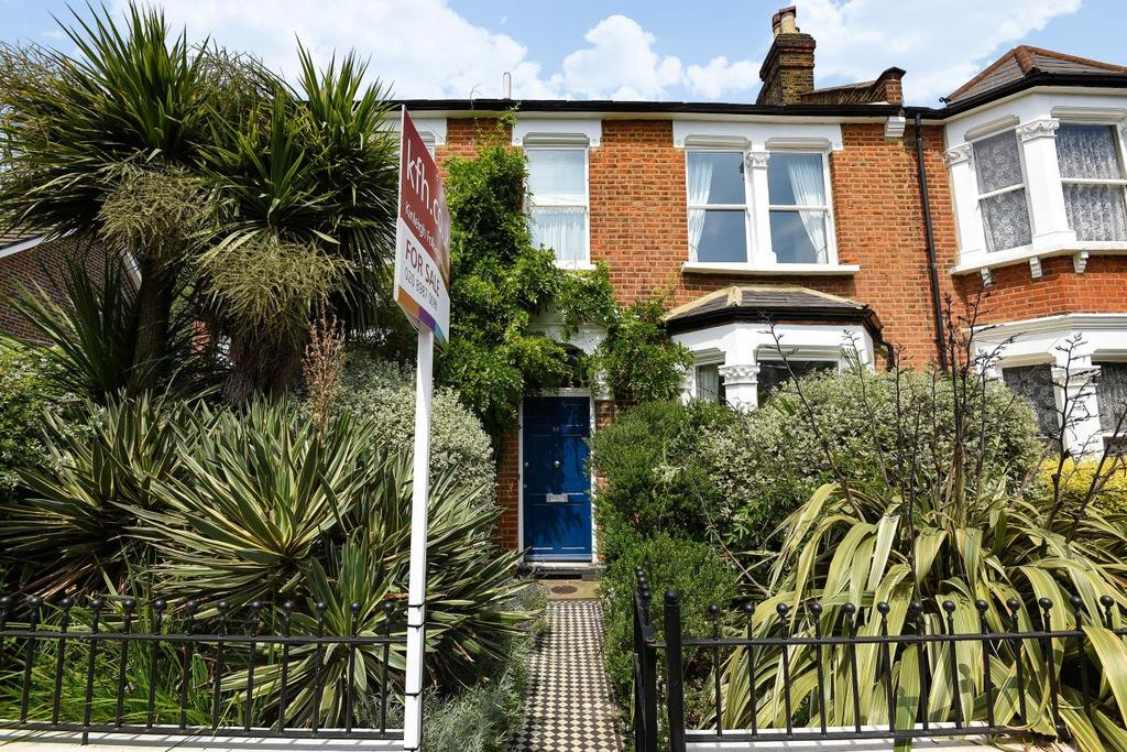 3 Bedrooms End Of Terrace House for sale in Wolseley Gardens, Chiswick