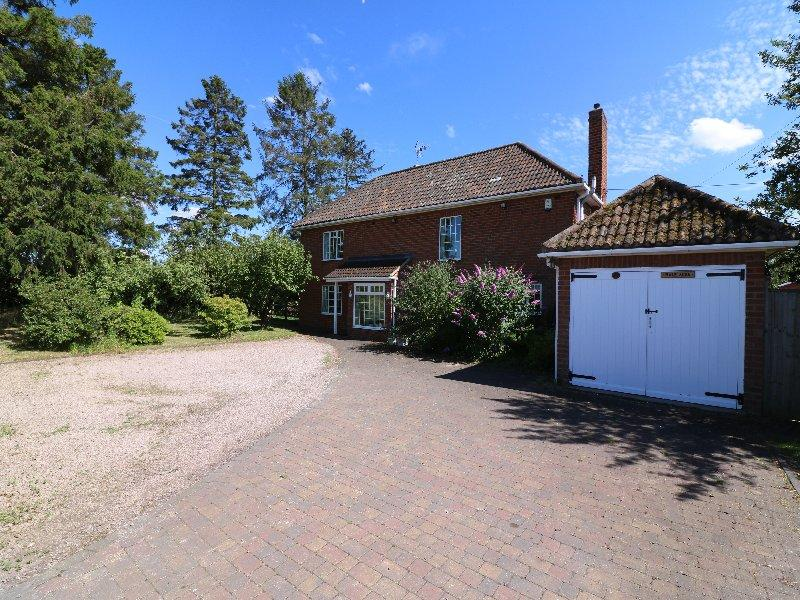 3 Bedrooms Detached House for sale in 29 Pensham, Pensham Near Pershore WR10