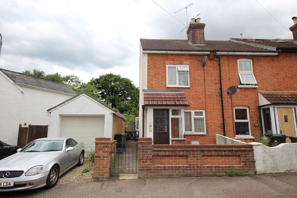 2 Bedrooms Cottage House for sale in Sunnyside Road, Epping, CM16