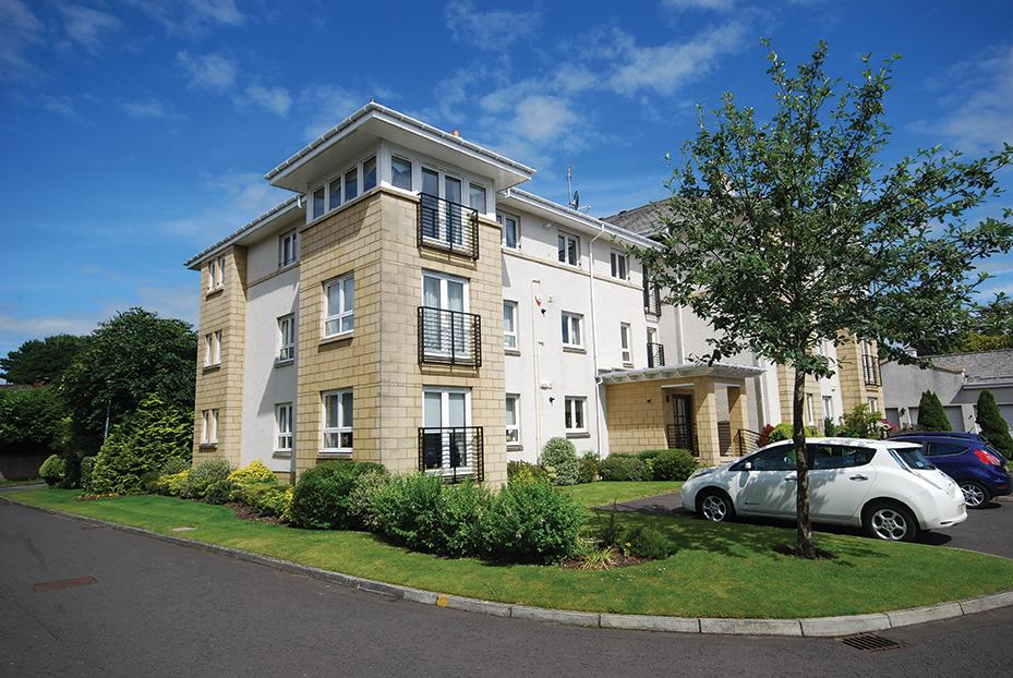 3 Bedrooms Apartment Flat for sale in 8c Victoria Park, Ayr, KA7 2TR