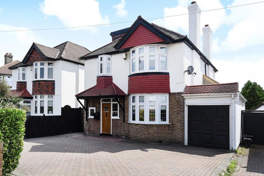 5 Bedrooms Detached House for sale in Pickhurst Lane, Hayes