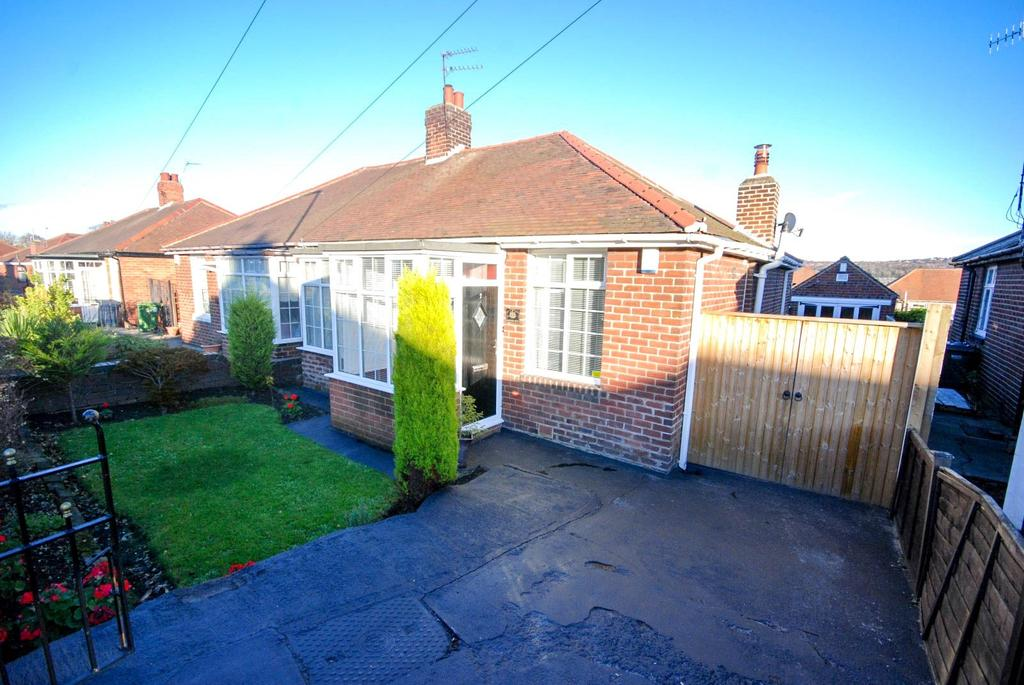 3 Bedrooms Bungalow for sale in Oakwood Gardens, Lobley Hill