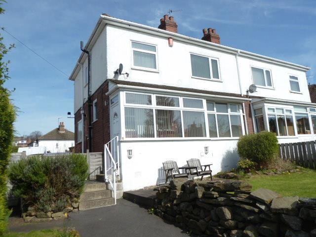 3 Bedrooms Semi Detached House for sale in Piecewood Road, Cookridge