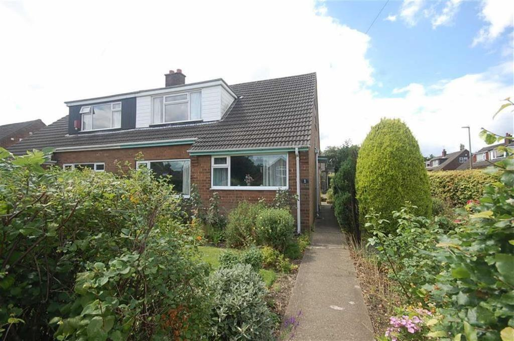 3 Bedrooms Semi Detached House for sale in Parkfield Croft, Mirfield, WF14