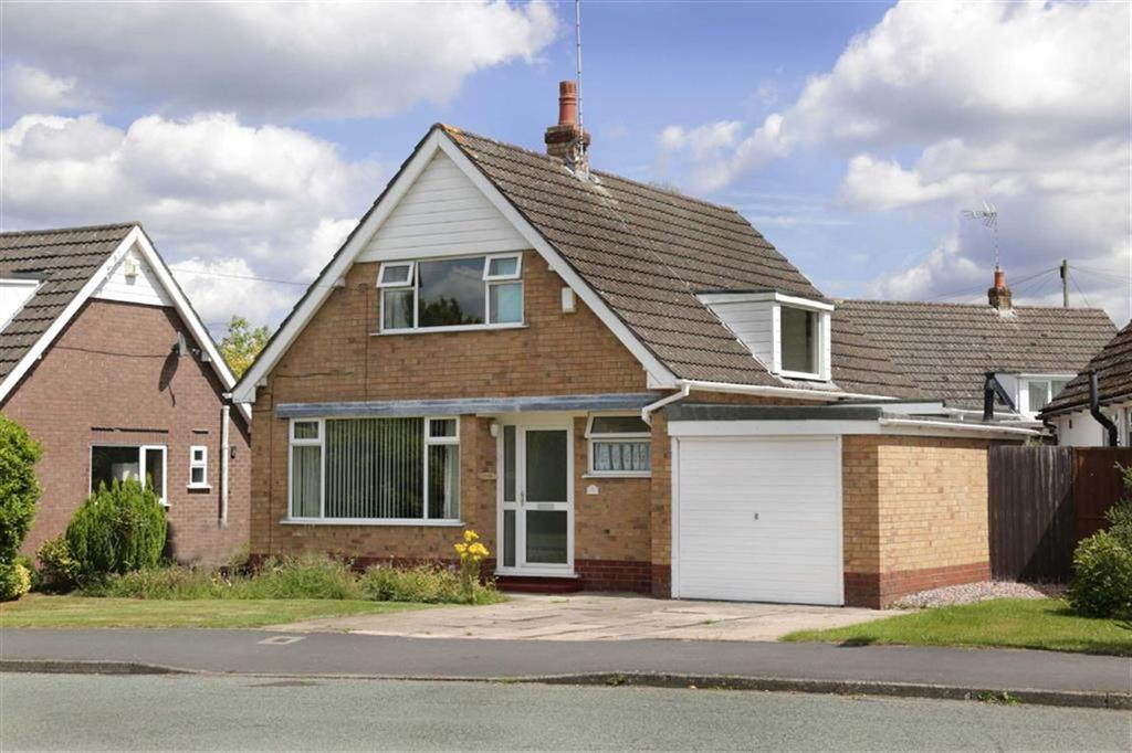 3 Bedrooms Detached Bungalow for sale in Shelley Drive, Crewe, Cheshire