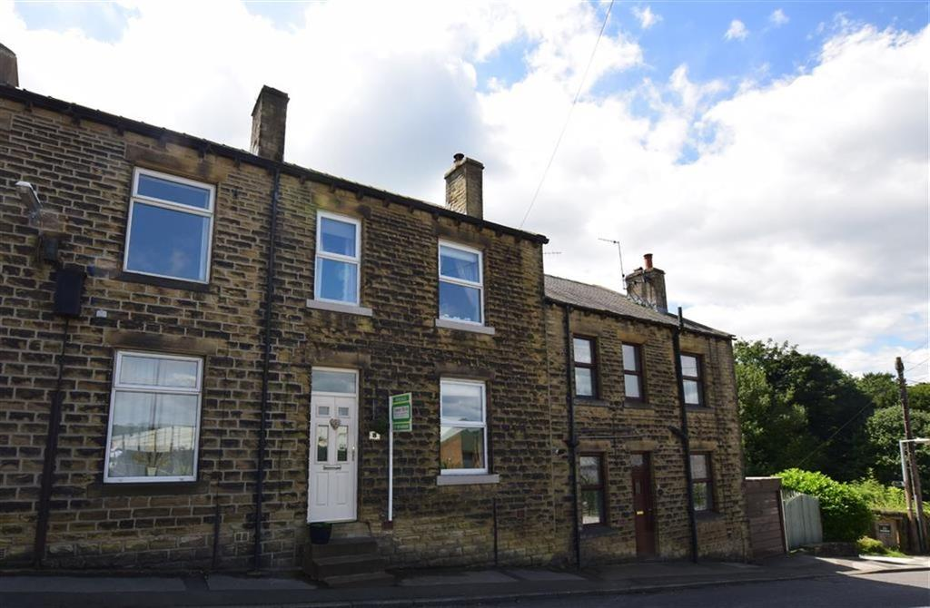 3 Bedrooms Terraced House for sale in Knowle Lane, Meltham, Holmfirth, HD9