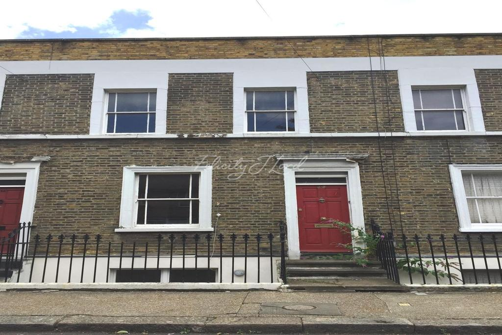 3 Bedrooms Terraced House for sale in Cephas Street, E1