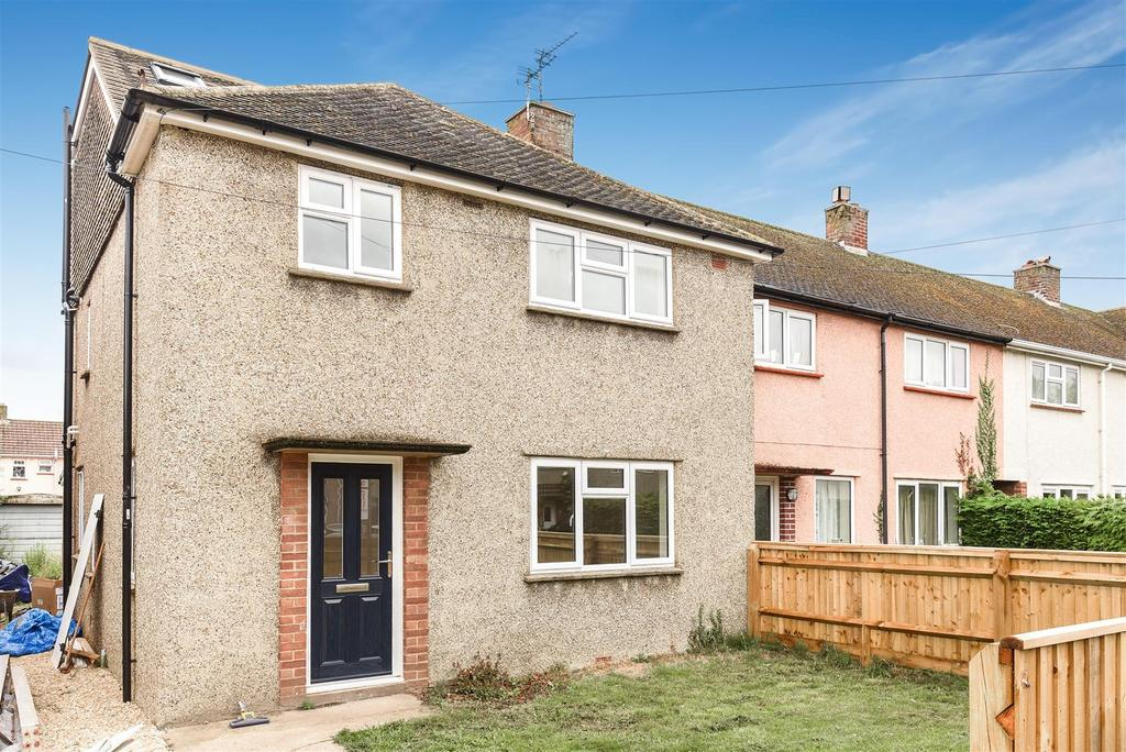 4 Bedrooms End Of Terrace House for sale in Nicholas Avenue, Marston, Oxford