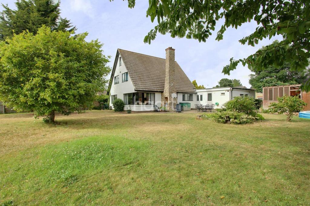 5 Bedrooms Detached House for sale in Black Horse Lane, Swavesey