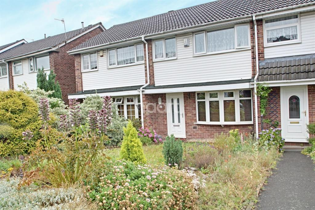 3 Bedrooms Terraced House for sale in Bush Close, Heron Ridge.