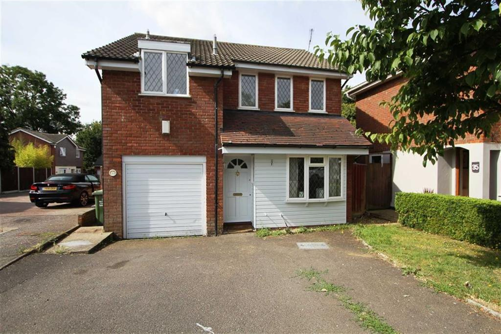 4 Bedrooms Detached House for sale in The Rowans, Billericay