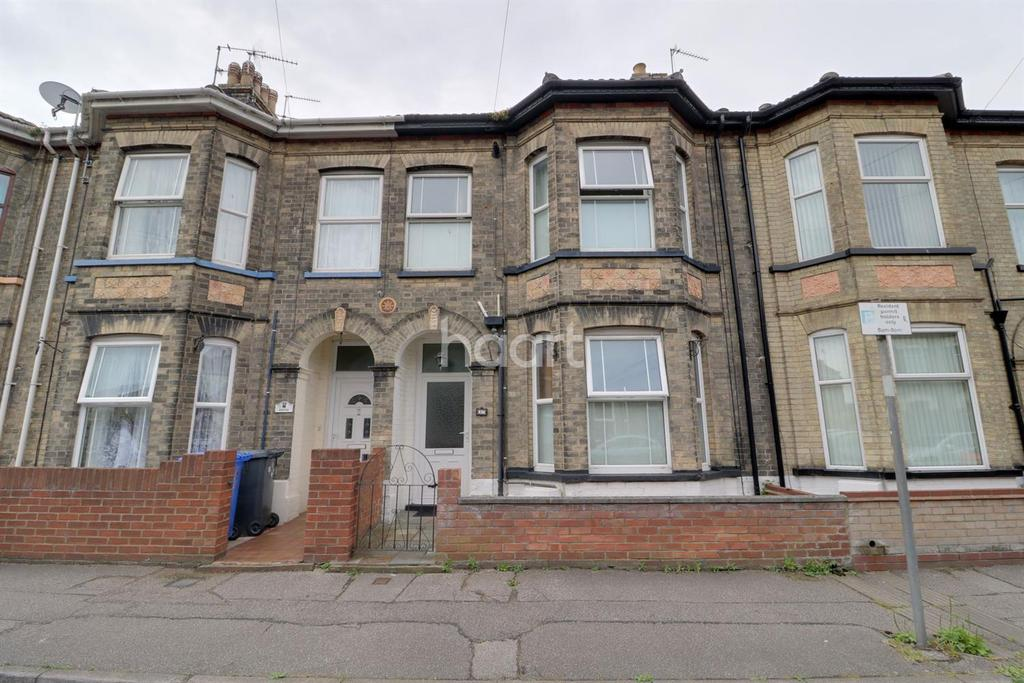 3 Bedrooms Terraced House for sale in Regent Road, Lowestoft
