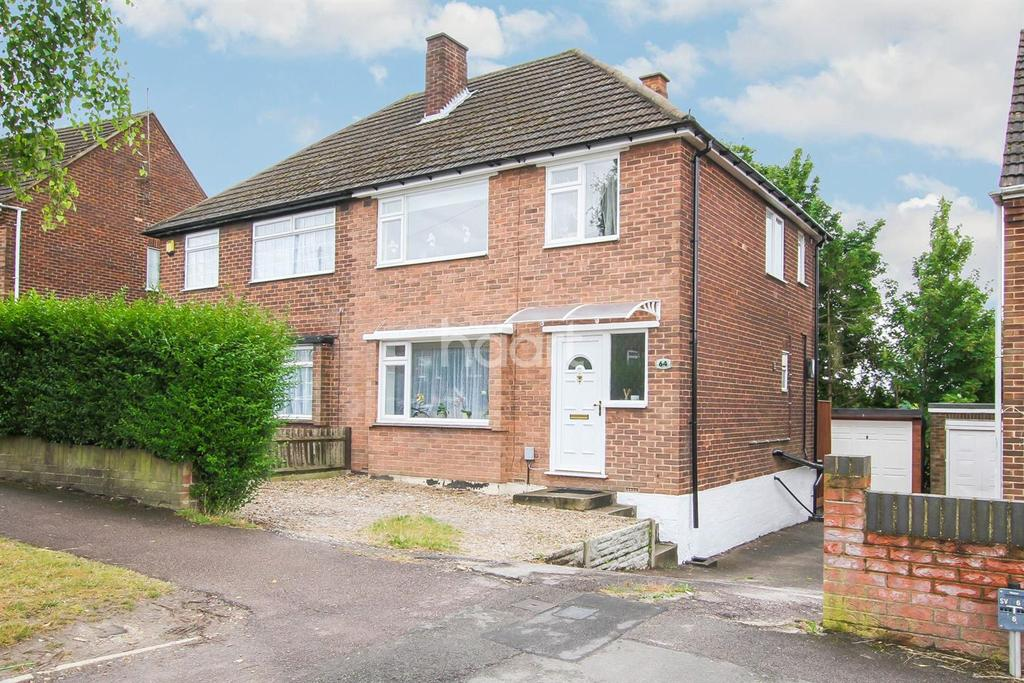 3 Bedrooms Semi Detached House for sale in Hill Rise