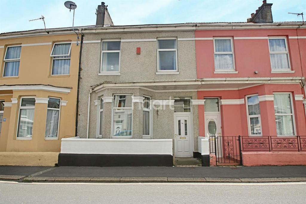 4 Bedrooms Terraced House for sale in Grenville Road, St. Judes