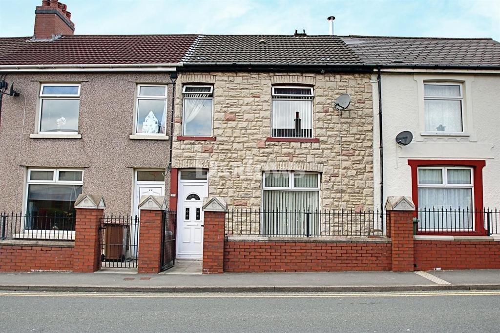 3 Bedrooms Terraced House for sale in Beulah Street, Rhymney