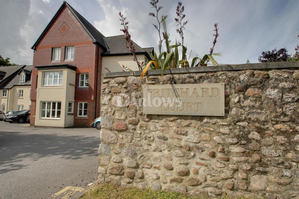 1 Bedroom Flat for sale in Pritchard court, Llandaff, Cardiff