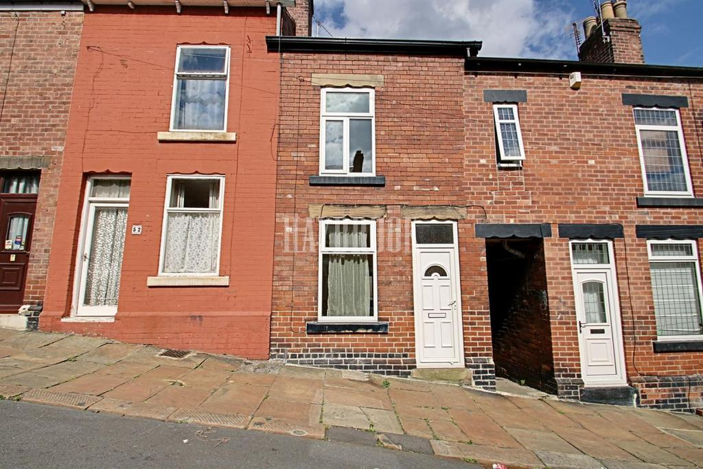 2 Bedrooms Terraced House for sale in Tennyson Road, Walkley,S6