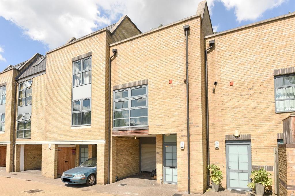 2 Bedrooms Terraced House for sale in Pallister Terrace, Roehampton Vale, Putney
