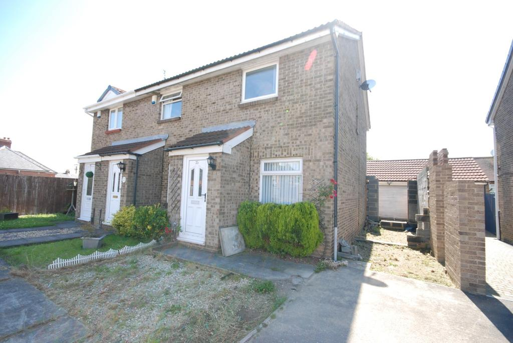 2 Bedrooms Semi Detached House for sale in Sunnybrow, Silksworth
