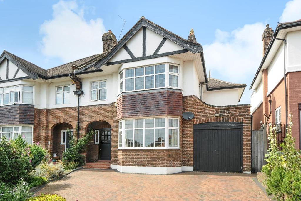 6 Bedrooms Semi Detached House for sale in Minchenden Crescent, Southgate
