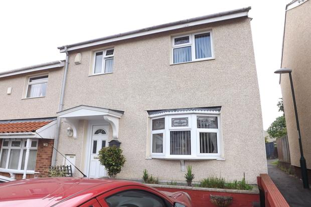 2 Bedrooms Terraced House for sale in Whitcombe Gardens, Top Valley, Nottingham, NG5