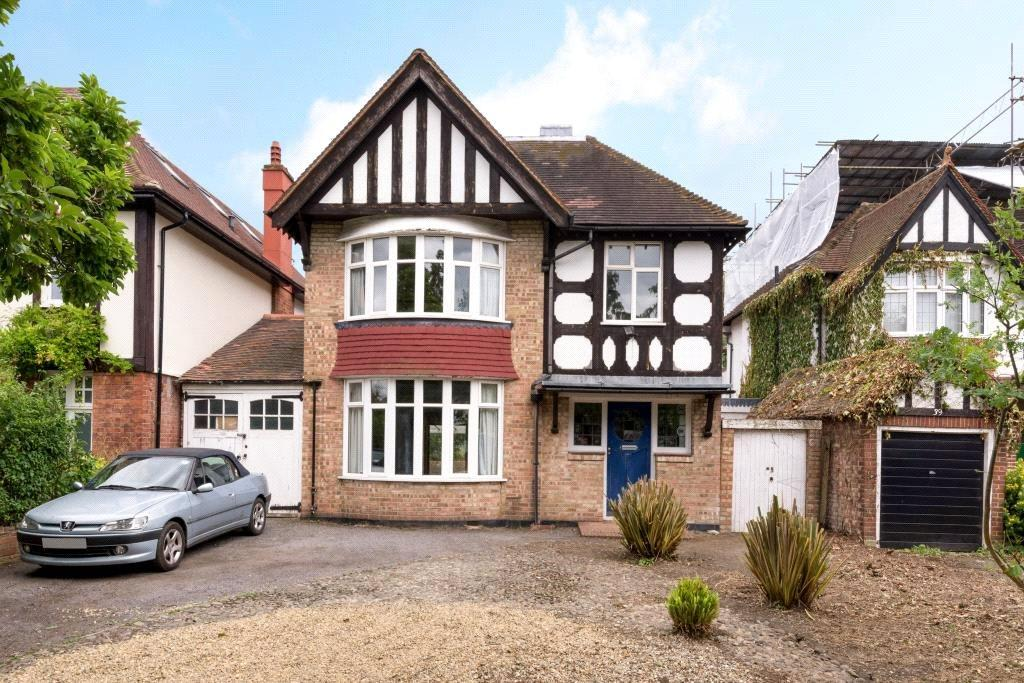 4 Bedrooms Detached House for sale in Strawberry Vale, Twickenham, TW1