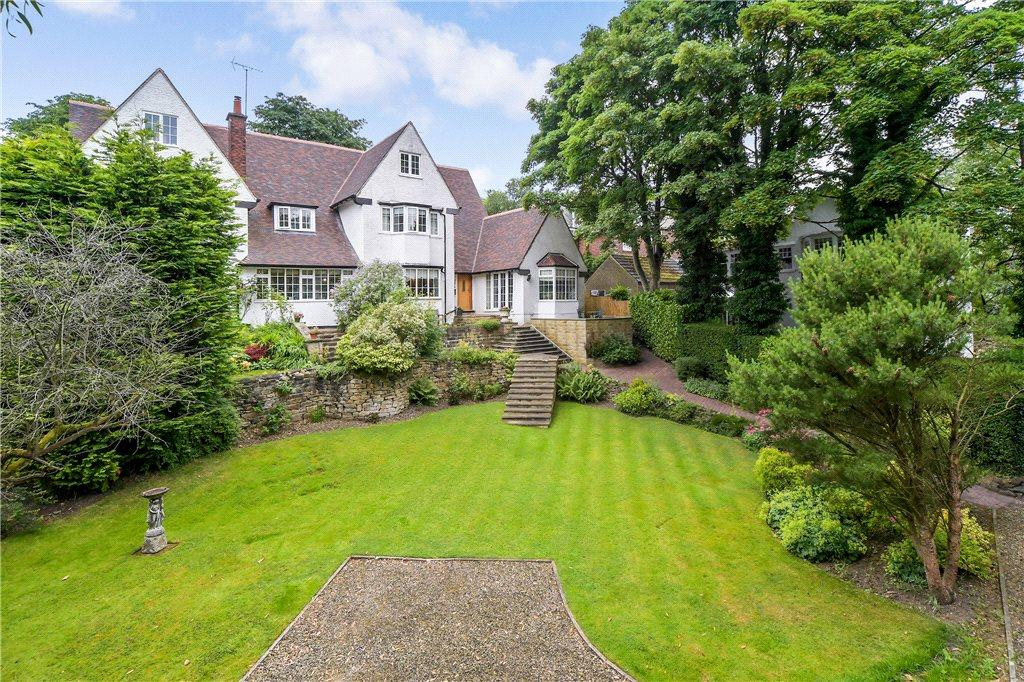 5 Bedrooms Semi Detached House for sale in Brunswick Drive, Harrogate, North Yorkshire