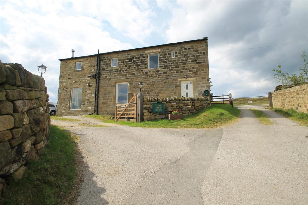 3 Bedrooms Detached House for sale in York View Barn, Green Lane, Burley Woodhead