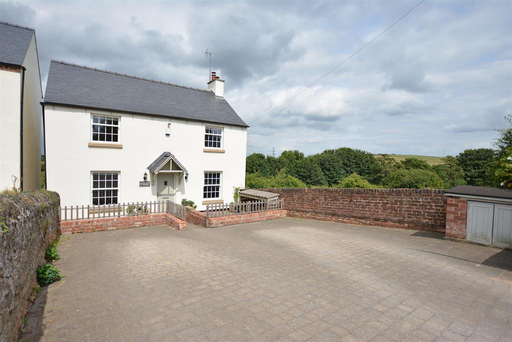 4 Bedrooms Detached House for sale in Chapel House, Main Road, Kirkby-In-Ashfield