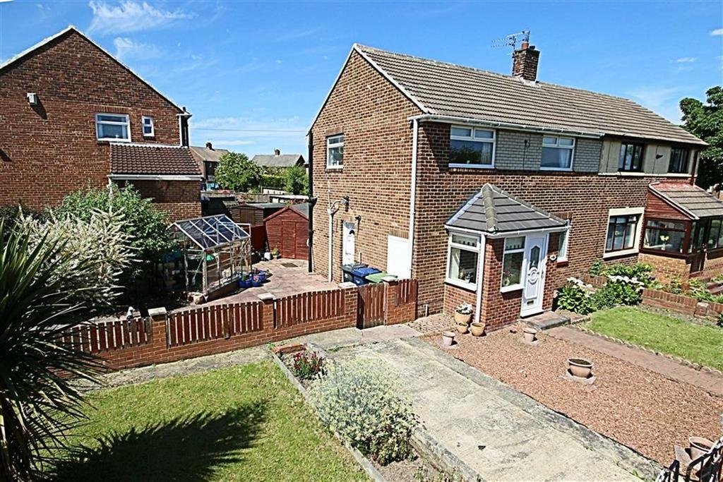 3 Bedrooms Semi Detached House for sale in Keats Avenue, Boldon, Tyne Wear