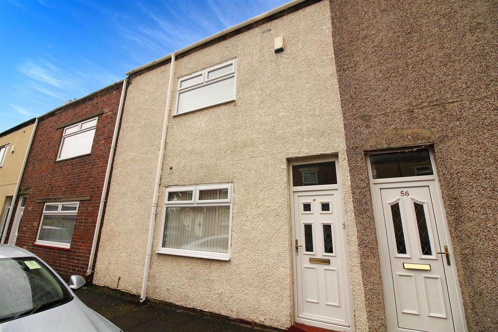3 Bedrooms Terraced House for sale in South Street, Shiremoor, Newcastle Upon Tyne