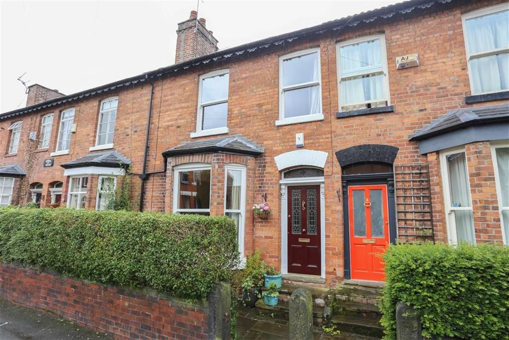 3 Bedrooms Terraced House for sale in Portland Grove, Heaton Moor