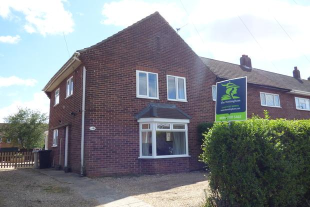 3 Bedrooms End Of Terrace House for sale in St. Bernards Avenue, Louth, LN11