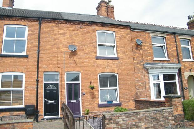 2 Bedrooms Terraced House for sale in Keddington Road, Louth, LN11