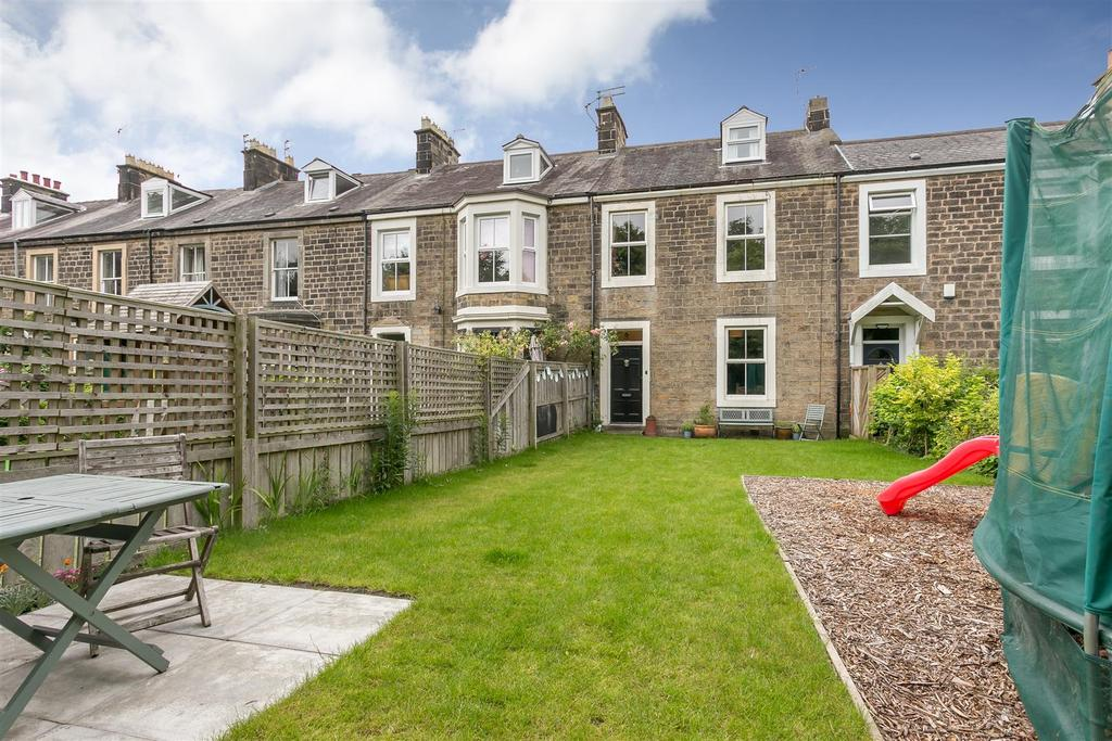 3 Bedrooms Terraced House for sale in Gosforth Terrace, South Gosforth, Newcastle upon Tyne
