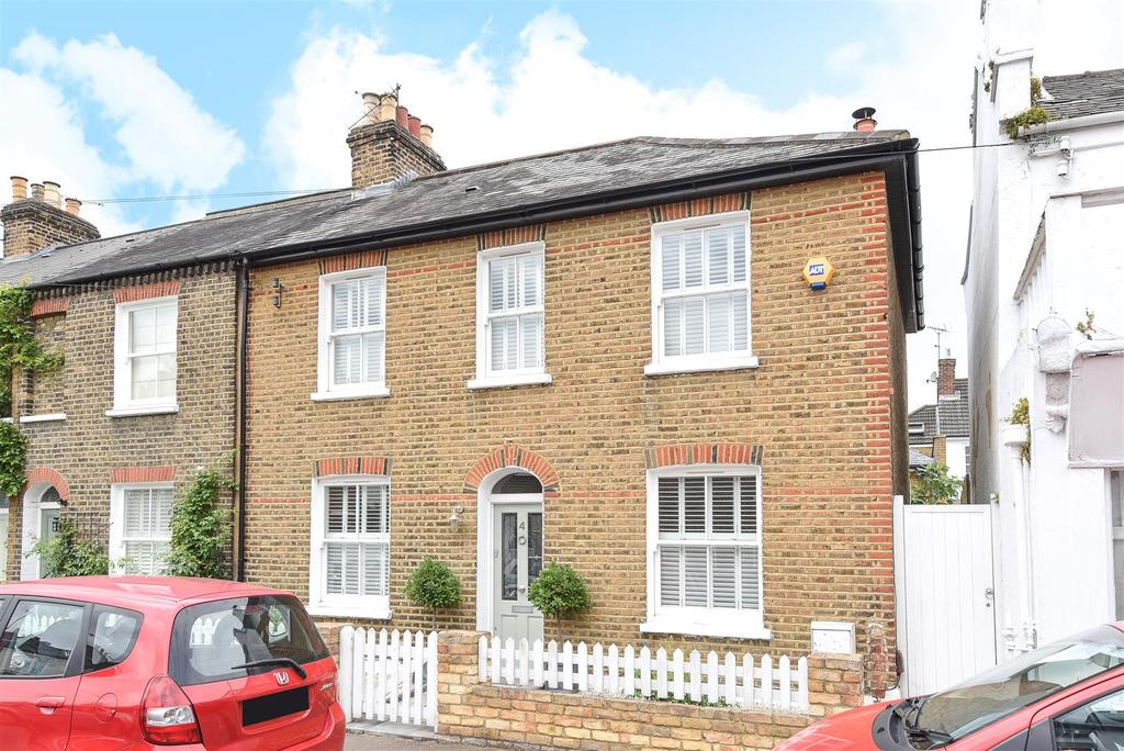3 Bedrooms End Of Terrace House for sale in Queens Road, East Sheen