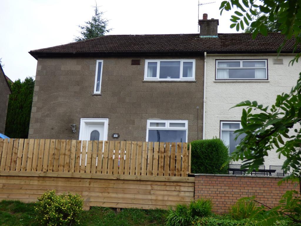 3 Bedrooms Semi Detached House for sale in 30 Stark Avenue, Duntocher, G81 6EF