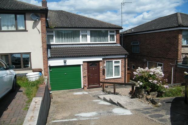 3 Bedrooms Semi Detached House for sale in Hayworth Road, Sandiacre, Nottingham, NG10