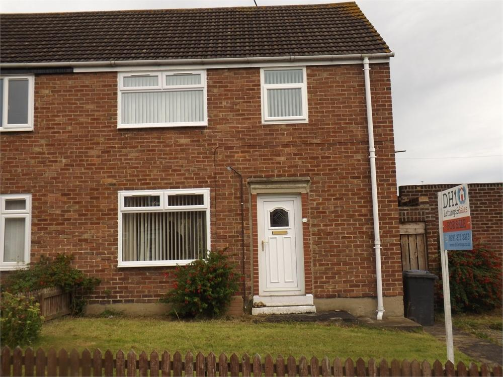 3 Bedrooms Semi Detached House for sale in May Lea, Witton Gilbert, Durham