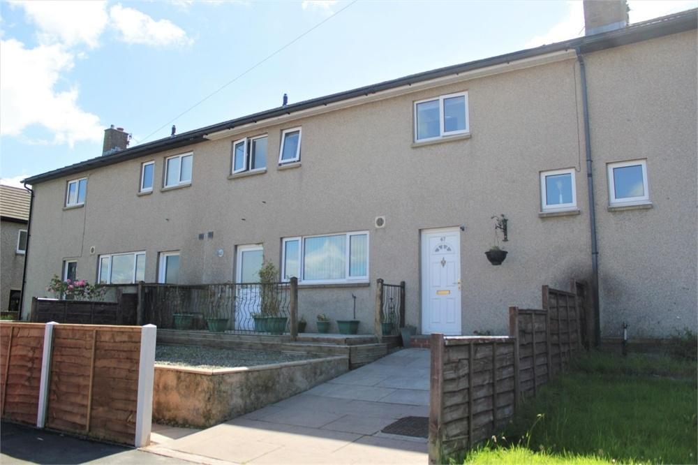 3 Bedrooms Terraced House for sale in Billington Gardens, Billington, Clitheroe, Lancashire