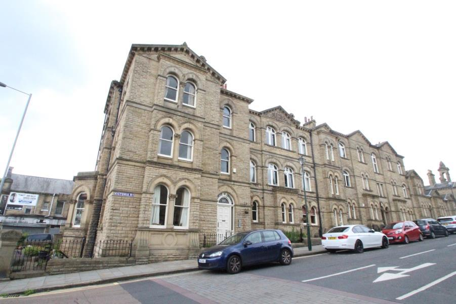 2 Bedrooms Flat for sale in SIR TITUS SALT APARTMENTS, VICTORIA ROAD, SHIPLEY, BD18 3HP