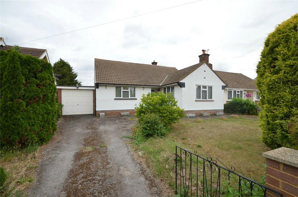 2 Bedrooms Detached Bungalow for sale in Cambridge Road, LANGFORD, Bedfordshire