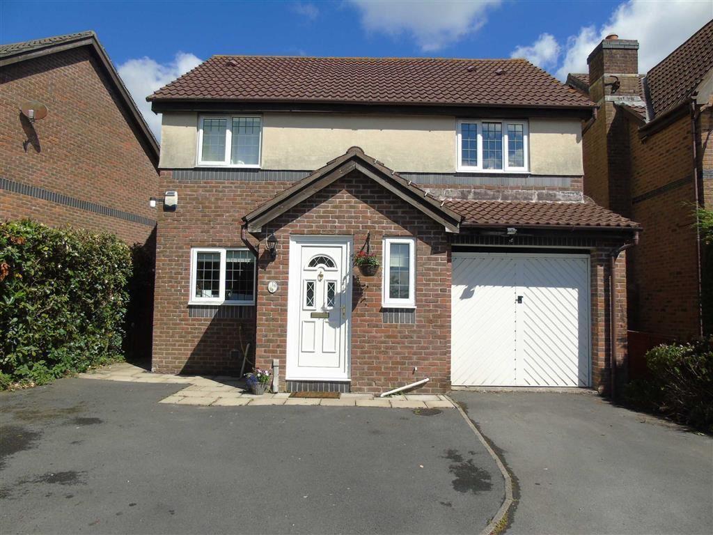 4 Bedrooms Detached House for sale in Dol Helyg, Pembrey