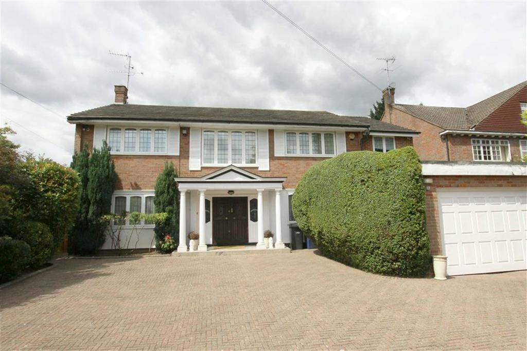 5 Bedrooms Detached House for sale in Oakleigh Park North, Oakleigh Park, London
