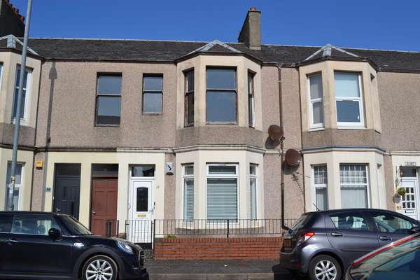 2 Bedrooms Flat for sale in 37 Moorpark Road West, Stevenston, KA20 3HU