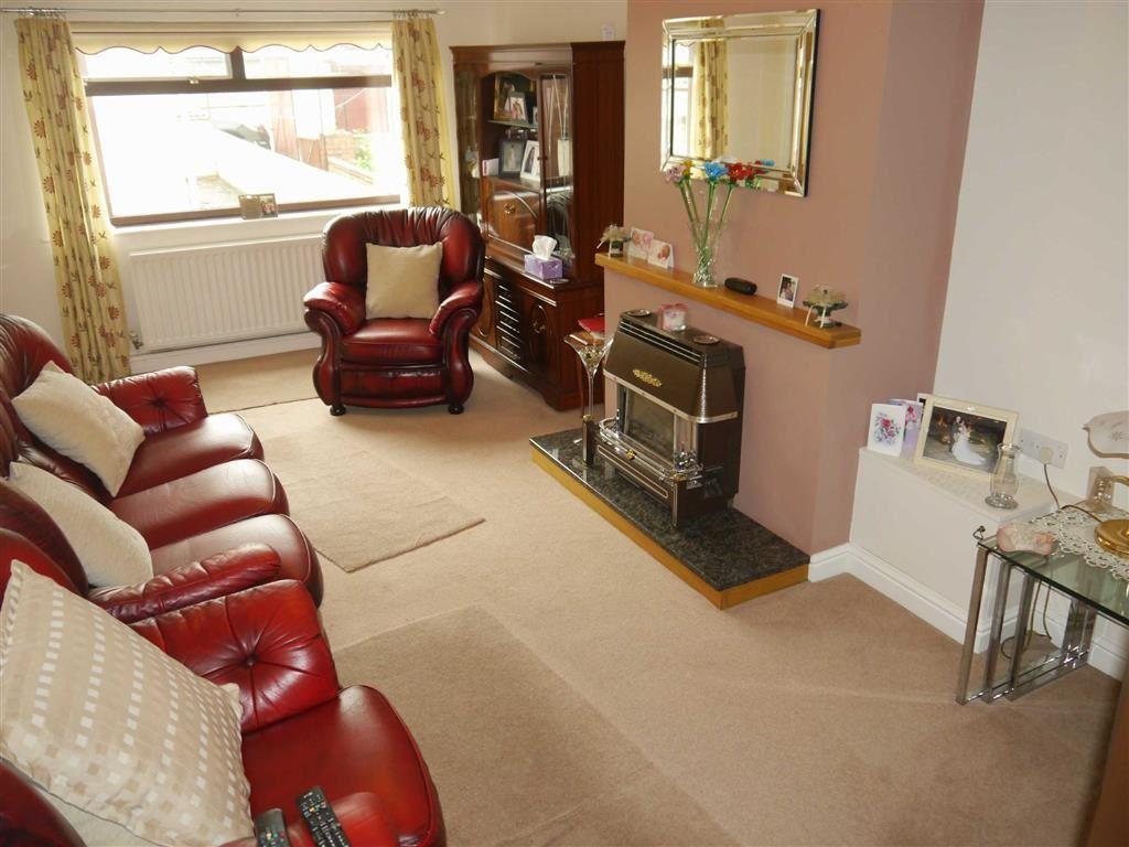 3 Bedrooms Terraced Bungalow for sale in North Street, Sandycroft, Deeside, Flintshire