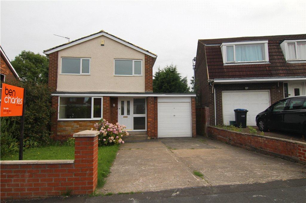 3 Bedrooms Detached House for sale in Moor Crescent, Gilesgate Moor, Durham, DH1