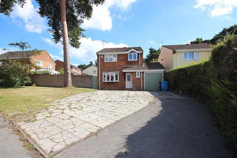 4 bedroom detached house for sale - Bettiscombe Close, Canford Heath, Poole