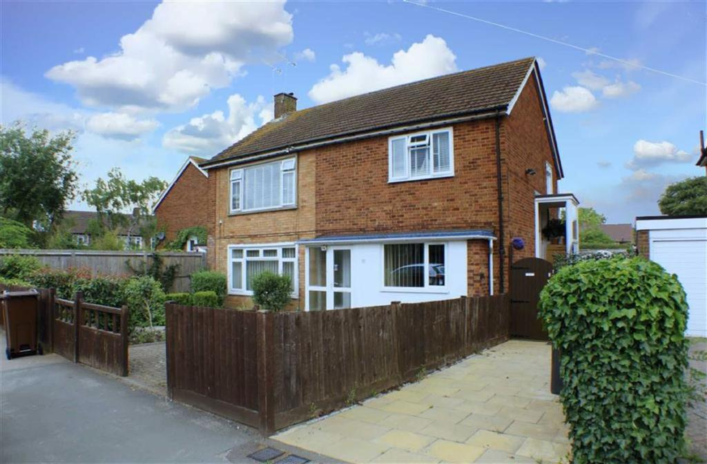 3 Bedrooms Maisonette Flat for sale in Central Drive, St Albans, Hertfordshire